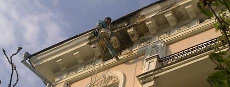 Ремонт и реставрация фасадов Винница
