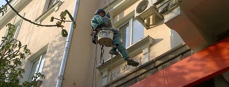Монтаж  антенн, кондиционеров, кабеля и др. Винница